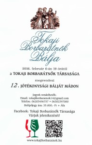 2016. Meghívó