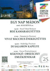 Zempléni fesztivál